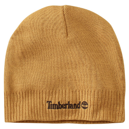 Men Timberland Acrylic Knit Beanie TC029231