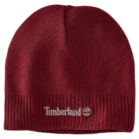 Men Timberland Acrylic Knit Beanie TC029601