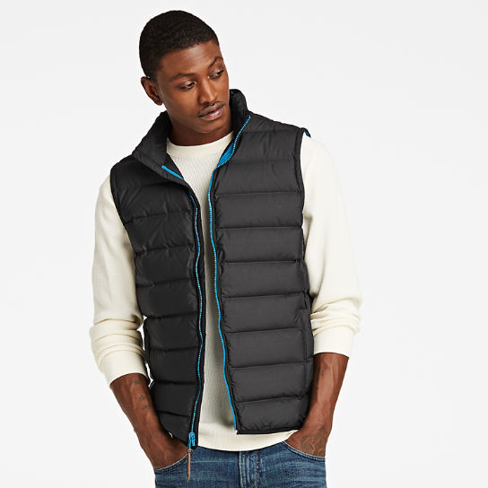 Men Timberland Bear Head Packable Down Vest A1QUU001