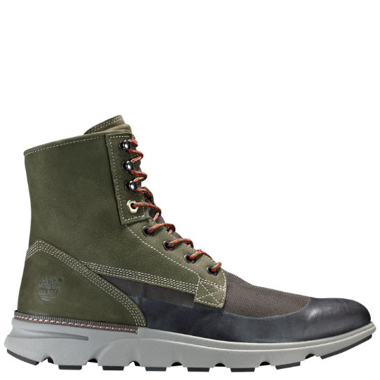 Men Timberland Eagle Bay Mixed-Media Boots A1JSF901