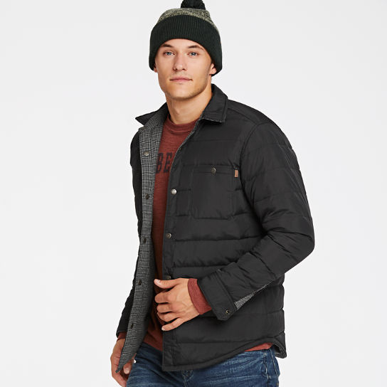 Men Timberland Gunstock River Reversible Light Down Jacket A1OU5001