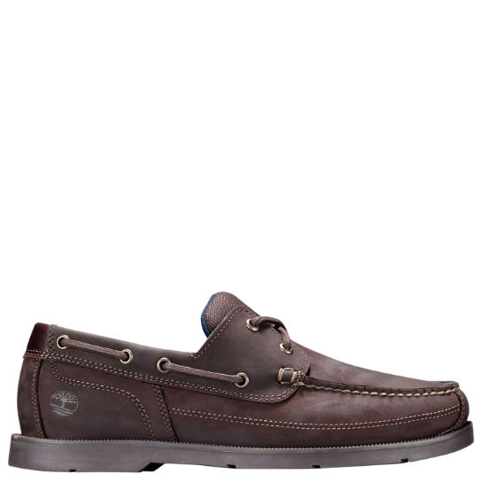 Men Timberland Piper Cove Boat Shoes A1G8C201