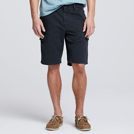 Men Timberland Tarleton Lake Twill Cargo Short A1U4V433