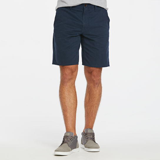 Men Timberland Tarleton Lake Twill Chino Short A1U3X433
