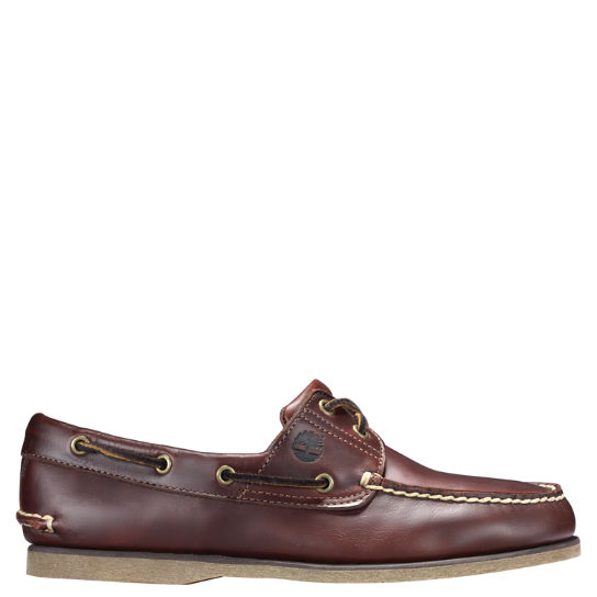 Men Timberland 2-Eye Boat Shoes 25077029