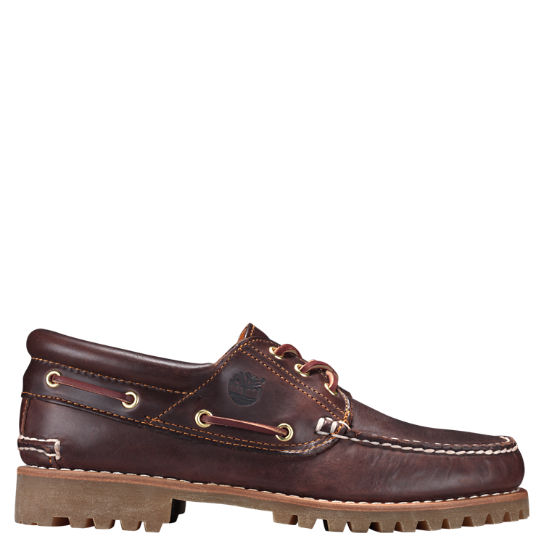 Men Timberland Icon 3-Eye Classic Handsewn Lug Shoes 30003020