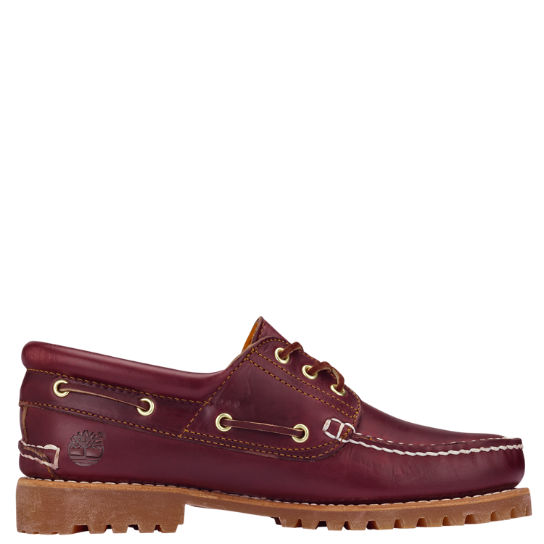 Men Timberland Icon 3-Eye Classic Handsewn Lug Shoes 50009061