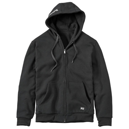 Men Timberland PRO® Double-Duty Full-Zip Heavyweight Hoodie A1282015