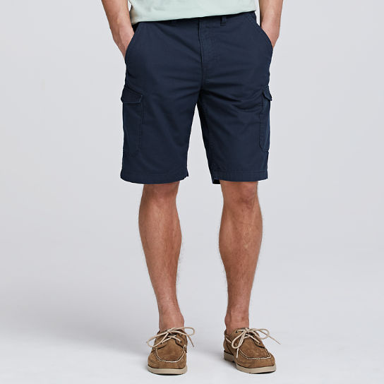 Men Timberland Webster Lake Ripstop Cargo Short A1U3M433