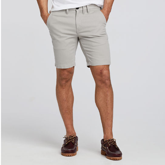 Men Timberland Webster Lake Twill Chino Short A1ID8051