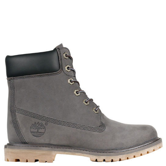 Women Timberland 6-Inch Premium Waterproof Internal Wedge Boots A12LH065