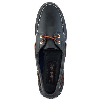 Women Timberland Classic Amherst 2-Eye Boat Shoes 72332484