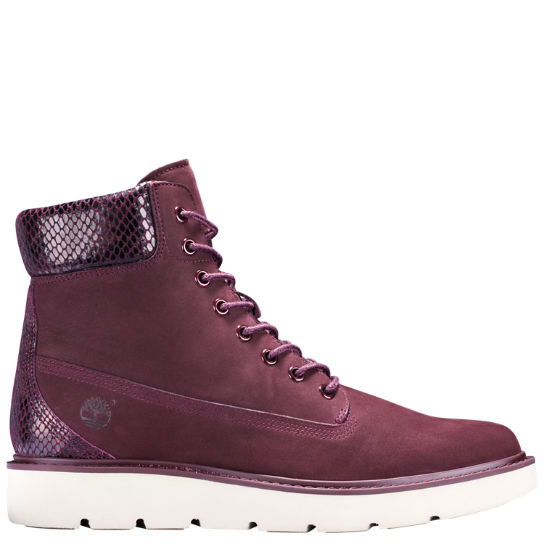 Women Timberland Kenniston 6-Inch Lace-Up Boots A1ISA601