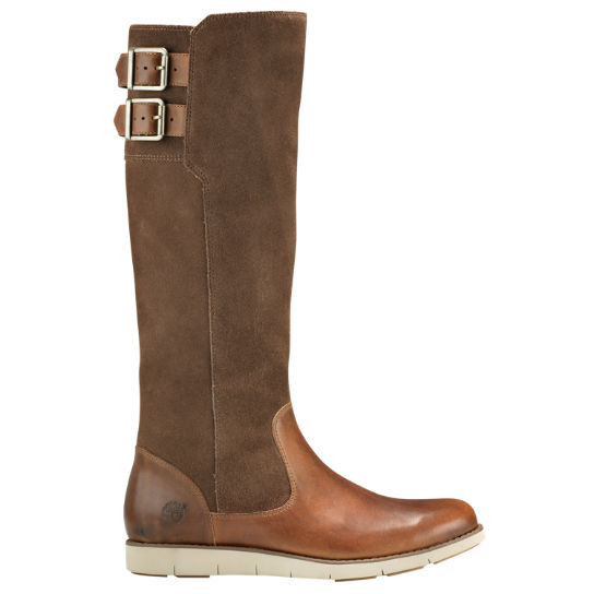 Women Timberland Lakeville Tall Boots A1KFW210